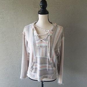BIllabong Women's Hooded Sweater